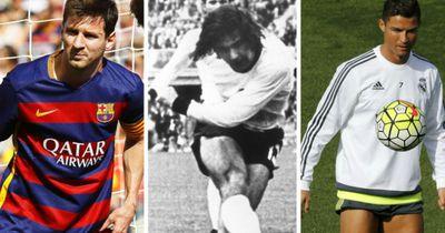 Fußballlegenden im Vergleich: Gerd Müller vs. Messi und Ronaldo
