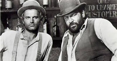 Die coolsten Sprüche vom Helden-Duo Bud Spencer & Terence Hill