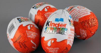 Wer das in seinem Ü-Ei findet, ist um 12.000 Euro reicher