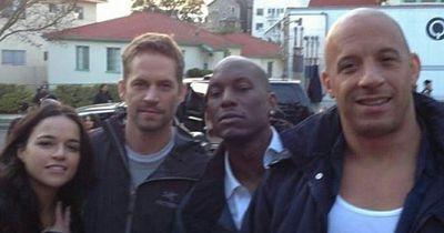 Mit dieser rührenden Geste gedenkt Vin Diesel seinem verstorbenen Freund