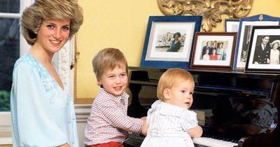 Lady Diana (†36) und ihre Kinder: Seltene Fotos sind aufgetaucht