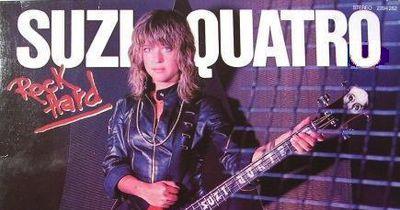 Suzi Quatro: Das wurde aus der Rock-Sängerin