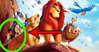 Diesem Disney Bösewicht, zogen die Macher die Haut ab