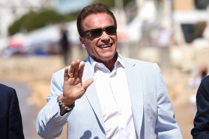 Unglaubliches Geständnis von Arnold Schwarzenegger